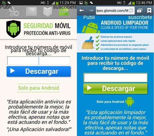 Una aplicación salvadora -- Android Limpiador, Clean & Speed-Up Your Phone, La velocidad de su teléfono como nuevo lpes.glomobi.com
